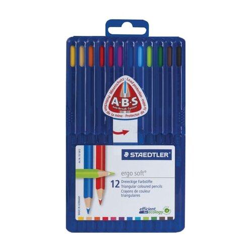Купить Staedtler Карандаши цветные Ergosoft, 12 цветов (157 SB12), Цветные карандаши