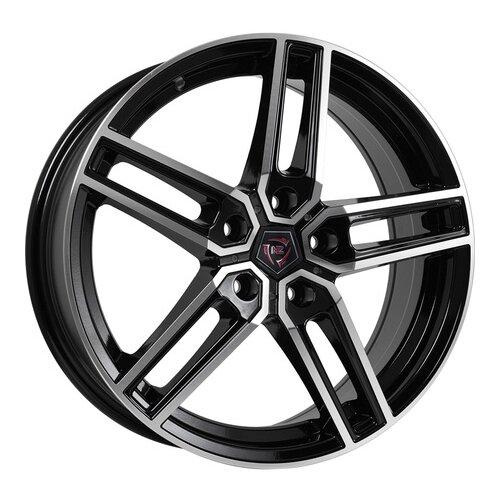 Фото - Колесный диск NZ Wheels F-12 6.5x16/5x114.3 D60.1 ET45 BKF колесный диск nz wheels f 28 6 5x16 5x114 3 d60 1 et45 bkf