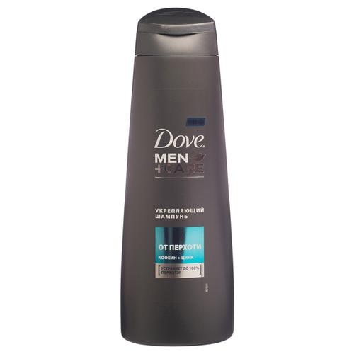 Купить Dove шампунь для волос Men+Care От перхоти, 250 мл