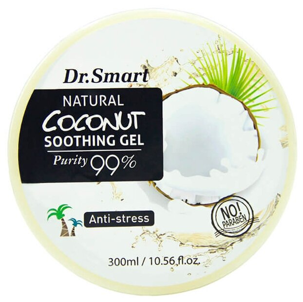 Гель для тела Dr. Smart Natural Coconut