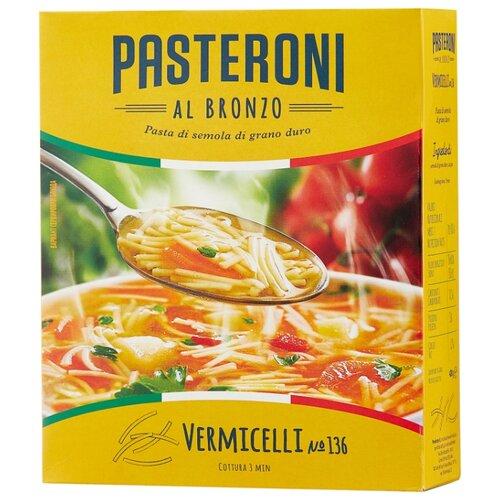 Pasteroni Вермишель Vermicelli №136, 400 г