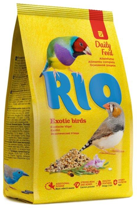 RIO корм Daily feed для экзотических птиц