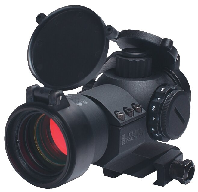 Коллиматорный прицел Bushnell Elite Tactical Red Dot Matte 1x32