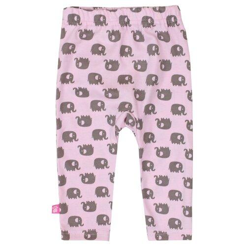 Купить Брюки KotMarKot Слоненок Тим 5290575 размер 62, розовый, Брюки и шорты