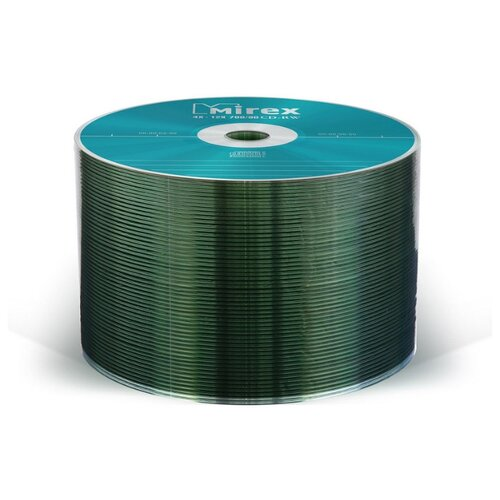 Фото - Носители информации CD-RW, 4x-12x, Mirex, Bulk/50, UL121002A8T оптический диск cd rw mirex 700mb 4 12x cake box 10шт ul121002a8l