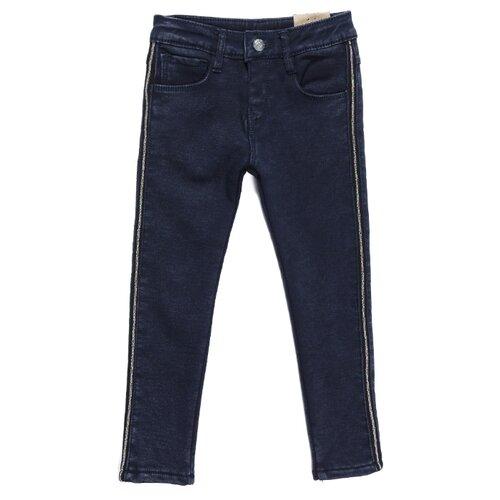 Джинсы Sweet Berry размер 104, темно-синий джинсы мужские montana цвет темно синий 10061 rw размер 38 34 54 34