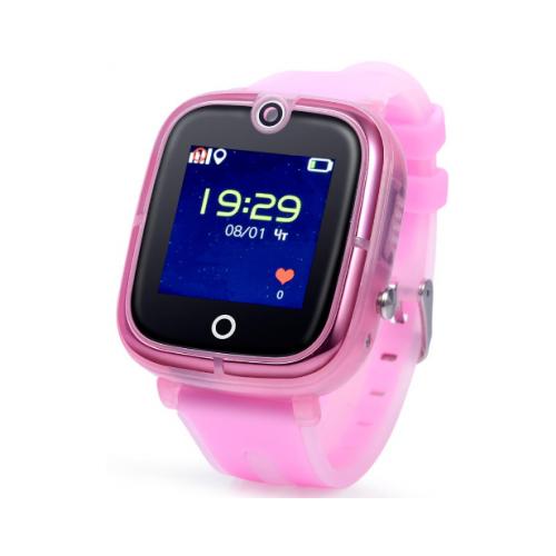 Детские умные часы Smart Baby Watch KT07, розовый детские умные часы smart baby watch q70 розовый