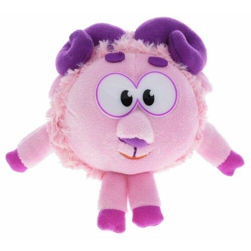 Купить Мягкая игрушка Мульти-Пульти Смешарики Бараш 10 см, муз. чип, Мягкие игрушки