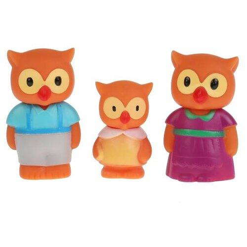 Купить Игровой набор Играем вместе Добрые игрушки - Семья сов B1601692-R1, Игровые наборы и фигурки