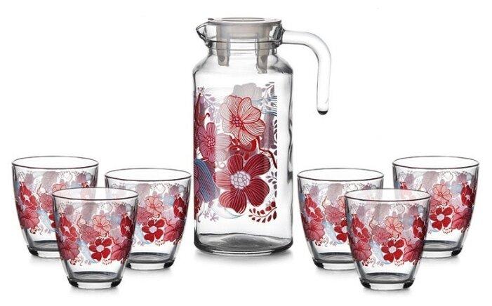 Набор Pasabahce Dream кувшин + стаканы