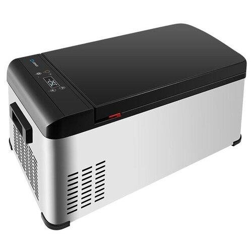 Автомобильный холодильник Libhof Q-18 белый/черный