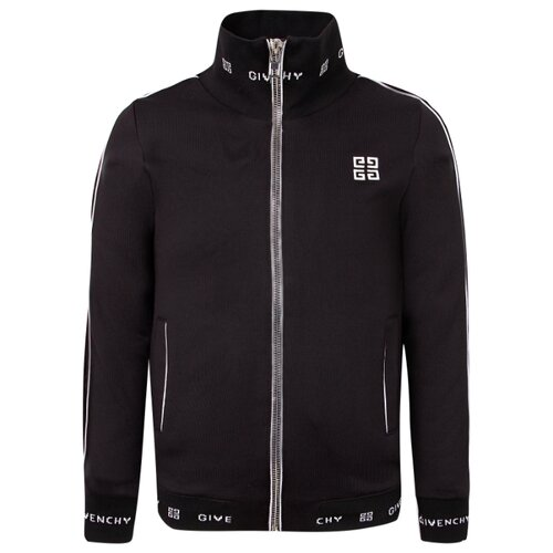 Олимпийка GIVENCHY размер 152, черный футболка givenchy размер 152 серый белый