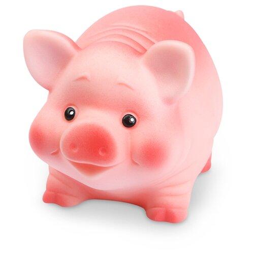 Фото - Игрушка для ванной ОГОНЁК Свинка Феня (С-343) розовый игрушка для ванной огонёк лось