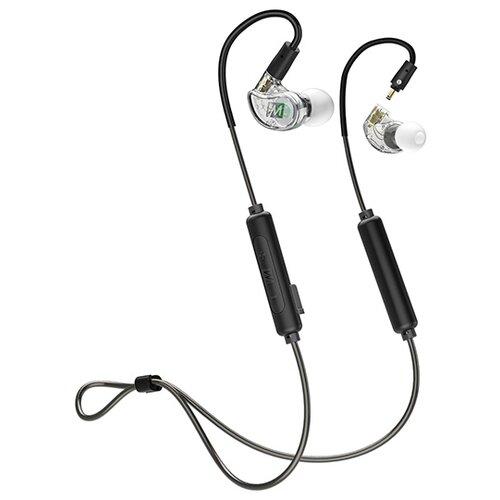 Беспроводные наушники MEE audio M6 Pro G2 clear наушники mee audio m6 2018 clear m6g2 cl