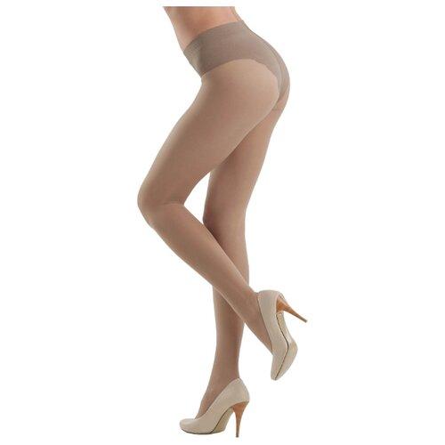 Фото - Колготки Conte Elegant Style 20 den, размер 3, bronz (коричневый) колготки conte elegant active soft 20 den размер 2 bronz коричневый