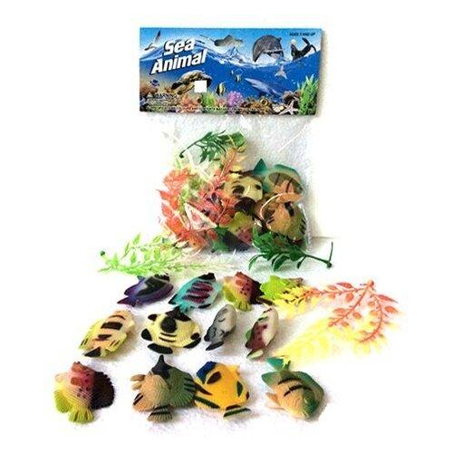 Купить Фигурки Shantou Gepai Sea Animal 2C2611, Игровые наборы и фигурки