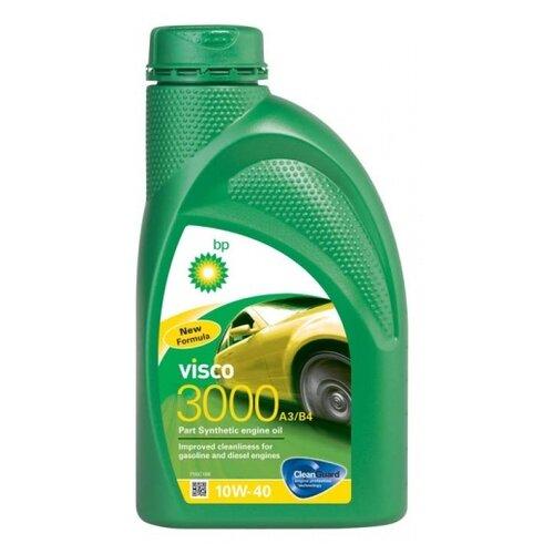 Полусинтетическое моторное масло BP Visco 3000 A3/B4 10W-40, 1 л
