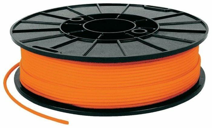 NinjaFlex SemiFlex пруток NinjaTek 1.75 мм оранжевый