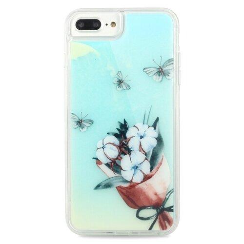 Фото - Чехол-накладка Pastila Neon Case для Apple iPhone 6 Plus/iPhone 7 Plus/iPhone 8 Plus букет чехол накладка yoho ypzch678p для apple iphone 6 plus iphone 6s plus iphone 7 plus iphone 8 plus красный черный