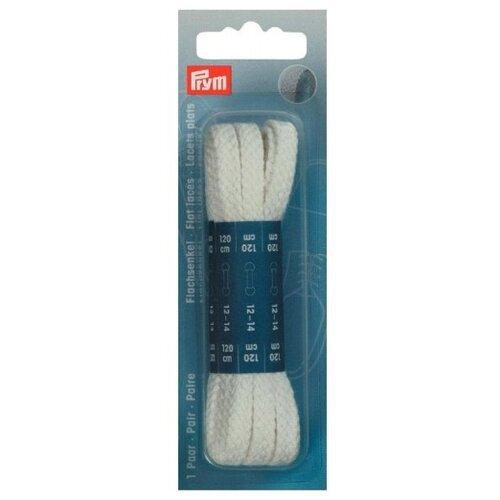 Шнурки для обуви Prym 97473 белый