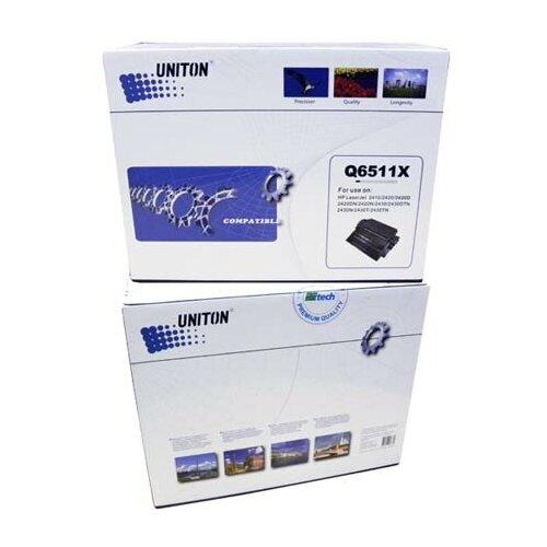 Фото - Картридж Q6511X для HP LJ 2410/2420/2430 UNITON Premium coffee maker vitek vt 1503 bk