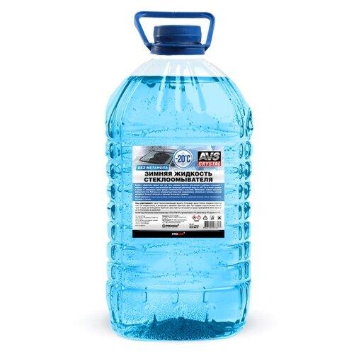 Жидкость для стеклоомывателя AVS AVK-401, -20°C, 4 л