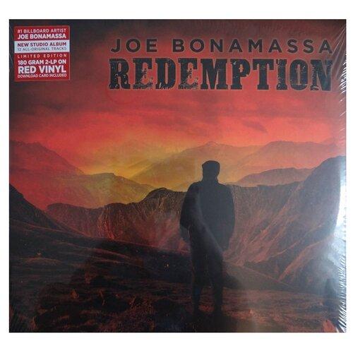 Joe Bonamassa. Redemption (2 LP)
