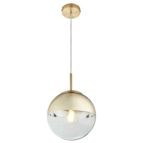 Фото - Светильник подвесной Toplight Glass, TL1203H-51GD, 40W, E27 светильник toplight glass tl1203h 11ch e27 40 вт