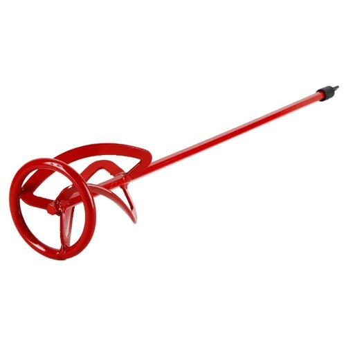 Насадка-миксер для дрели Hammer 221-006 MX-AC 100x600 мм венчик для миксера hammer 221 008 mx ac