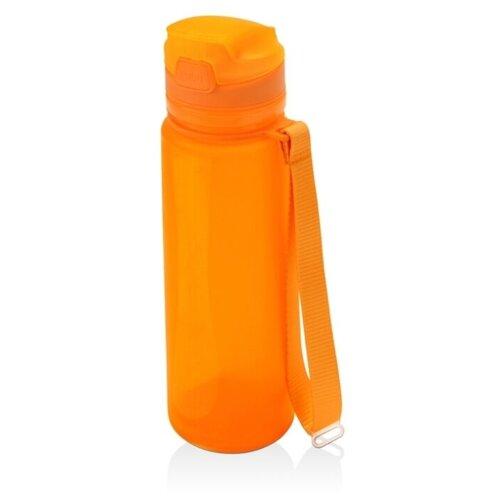 Бутылка Oasis Твист 0.5 силикон оранжевый
