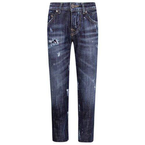 Джинсы ATTIC21 размер 174, синий джинсы женские zarina цвет синий 8123414717103 размер 46