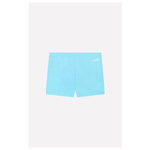 Купить Шорты для плавания crockid размер 110-116, голубая бирюза, Белье и пляжная мода