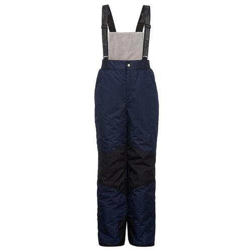 Купить Брюки Oldos Стелла AAW203T1PT00 размер 92, темно-синий, Полукомбинезоны и брюки