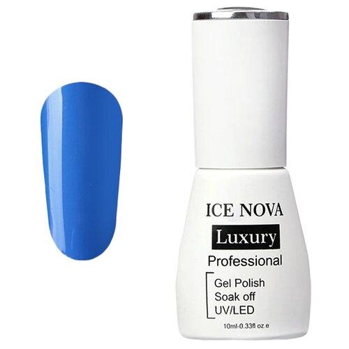 Купить Гель-лак для ногтей ICE NOVA Luxury Professional, 10 мл, 024 lapis