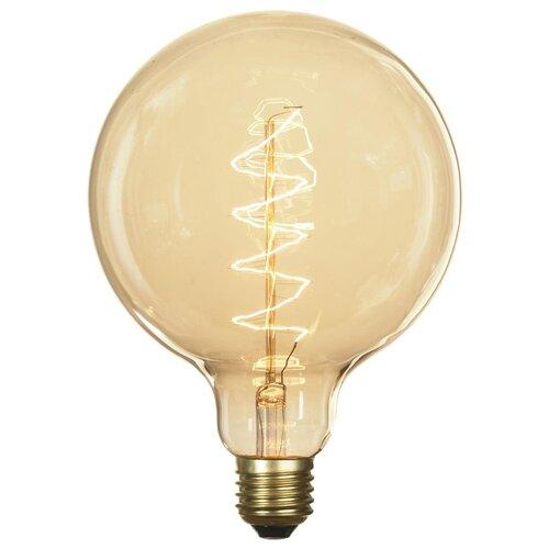 Лампа накаливания Lussole Edisson GF-E-760, E27, 60Вт