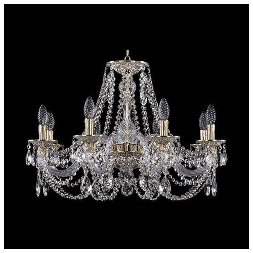 Люстра Bohemia Ivele Crystal Ivele Crystal 16106/8/240 GW, E14, 320 Вт штоф eskymos crystal bohemia 8 марта женщинам