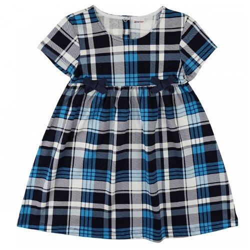 Купить Платье Юлала размер 52, синий, Платья и юбки
