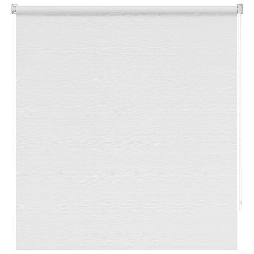 Рулонные шторы BLACKOUT / БЛЭКАУТ 40 см х 160 см Белый Кортеза DECOFEST