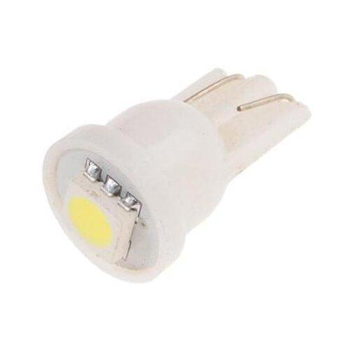 Фото - Лампа автомобильная светодиодная MegaPower 10411W W5W (T10) 12V 10W 1 шт. 2pcs t10 w5w 80w cree xqb chip led hid