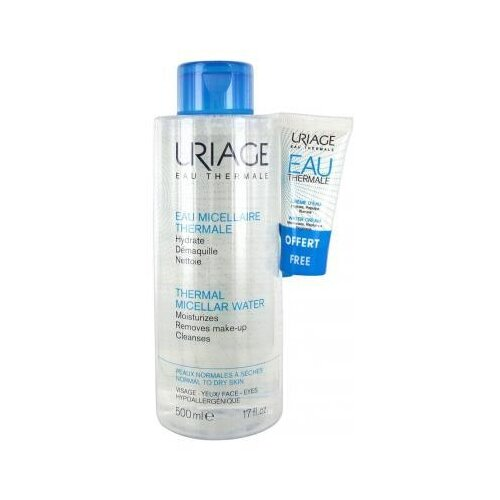 Набор Uriage Eau Thermale uriage creme d eau riche отзывы