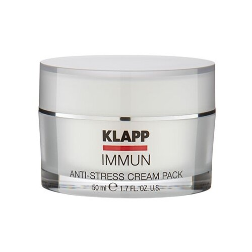 Klapp крем-маска Антистресс Immun Anti-Stress Cream Pack, 50 мл недорого