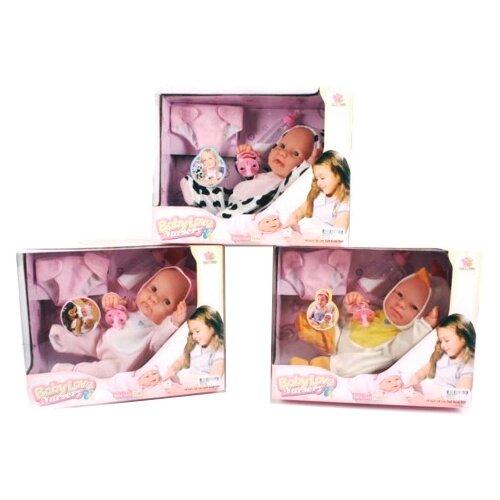 Купить Пупс Junfa toys с аксессуарами, 30 см, BN1612-C, Куклы и пупсы