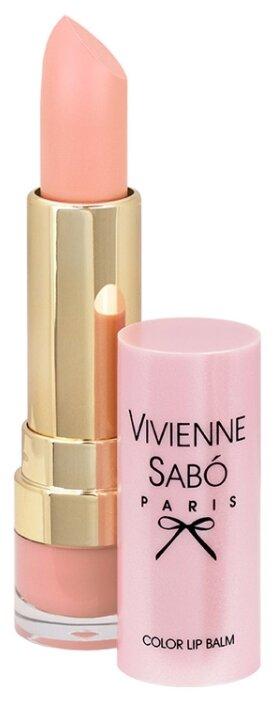 Vivienne Sabo помада-бальзам для губ Baume a levres Color lip balm
