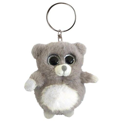 Купить Игрушка-брелок Angel Collection Мишка, 9 см, Мягкие игрушки