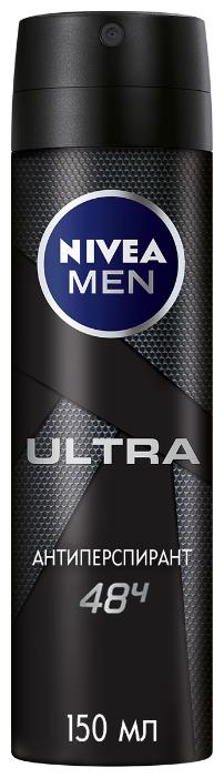 Антиперспирант спрей Nivea Men Ultra