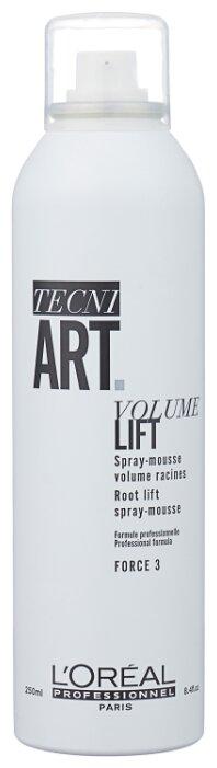 L'Oreal Professionnel Мусс Тecni.ART Volume Lift для прикорневого объема