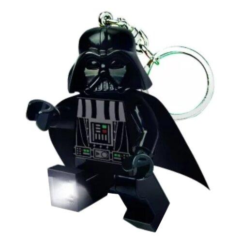 Брелок-фонарик LEGO LGL-KE7, черный брелок фонарик lego lgl ke65 красный