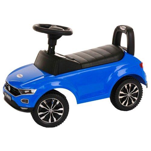 Каталка-толокар Pituso Volkswagen 650 синий каталка толокар orion toys мотоцикл 2 х колесный 501 зеленый