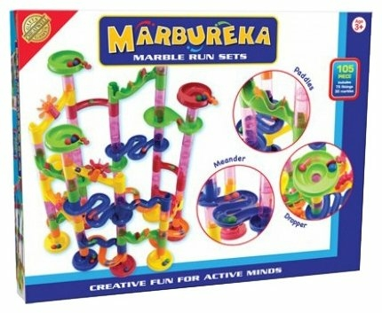 Конструктор Cheatwell Games Marbureka Marble Runs 25308 Бампер