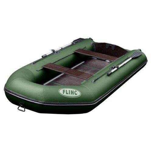 Фото - Надувная лодка Flinc FT360К зеленый надувная лодка flinc ft340к зеленый
